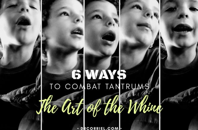 6 Ways to Combat Tantrums