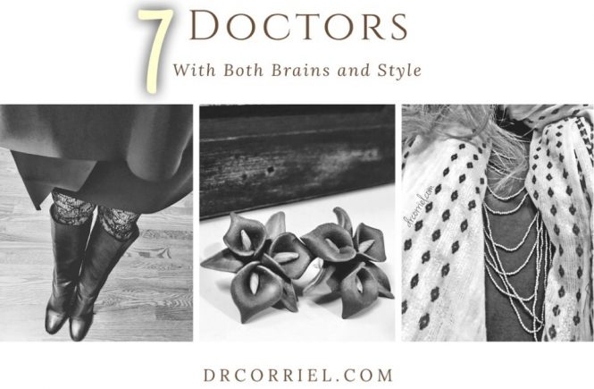 7 Doctors with Brains and Style
