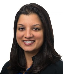 Shikha Jain, MD, the person behind this months inspirational spotlight