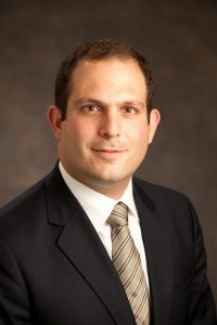 Nader Pouratian, MD, the vice-chair of neurosurgery at UCLA and this month's 'Ask the Expert' featured physician