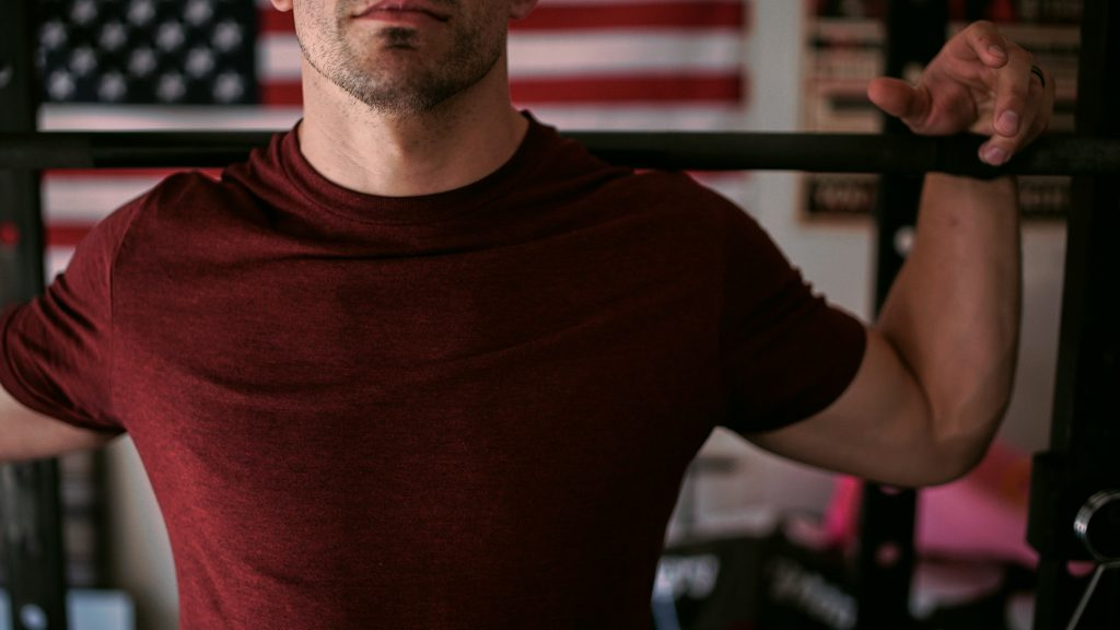 Properly lift weights, the recommendation by this guest blogger, Mrmedschoolmoney