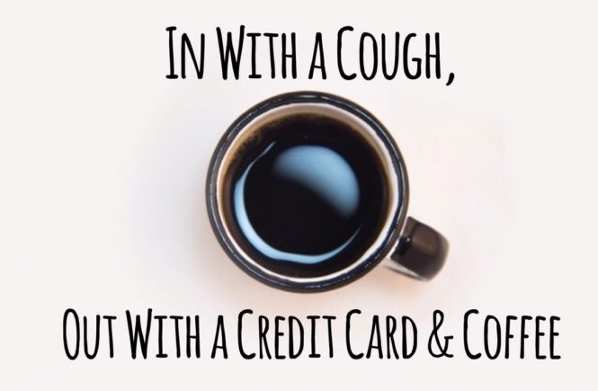 In With a Cough, Out with a Credit Card & Coffee: the story of theft in the doctor's office