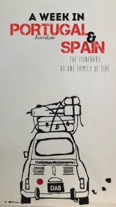 A Week in Portugal and Spain: The Itinerary of One Family of Five